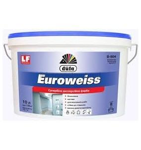 Vopsea dispersiva EUROWEISS...
