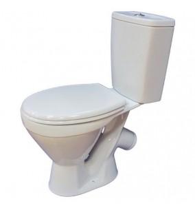 WC closet-compact OKA alb