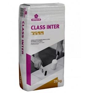 Class Inter 25kg p80 saci