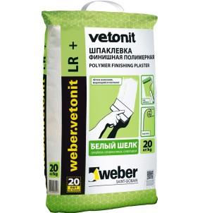 VETONIT LR Plus, 20kg p48 saci