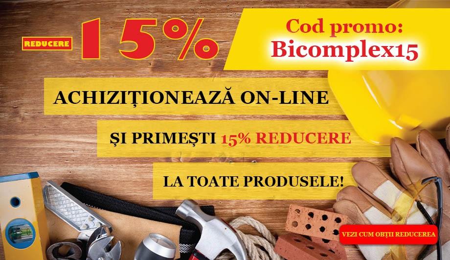 15% Reducere!